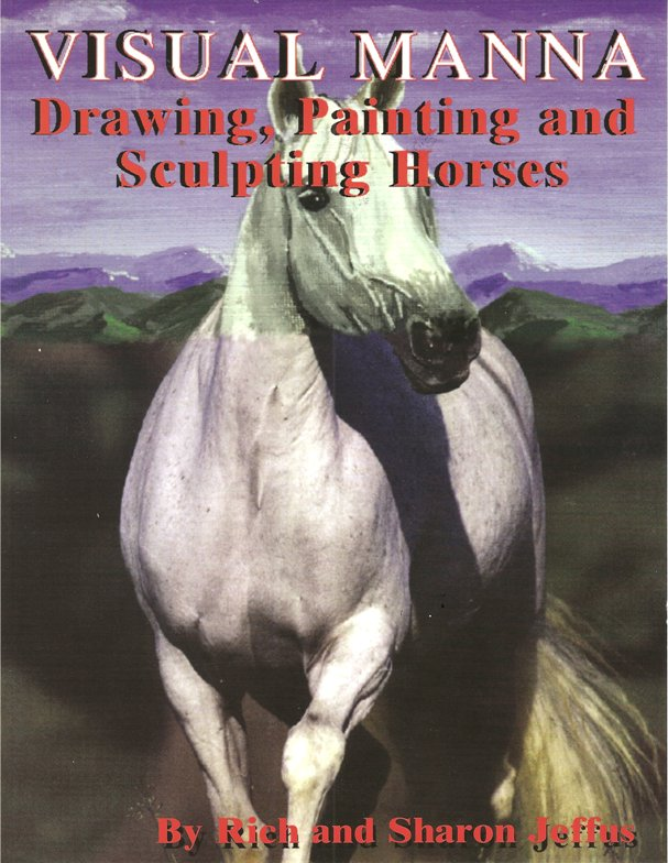 horse book cover scanedre