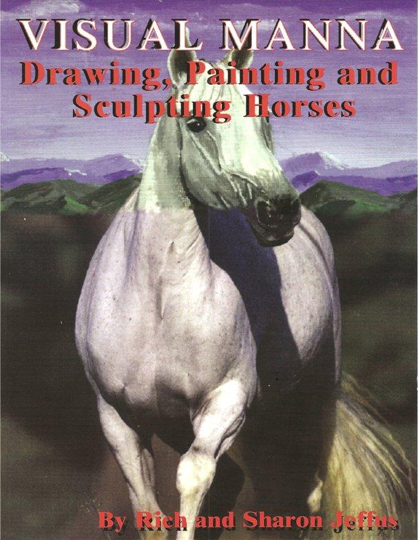 horse book cover scanedre